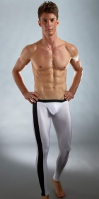 N2N Bodywear X-treme Running Pants