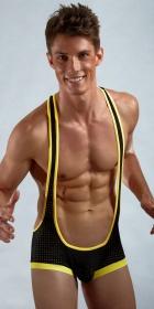 N2N Bodywear Raider X Wrestler
