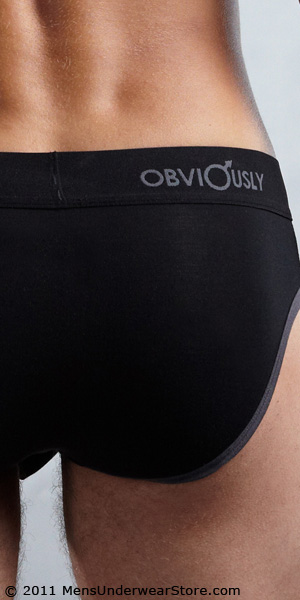 Obviously Retro Low Rise Brief