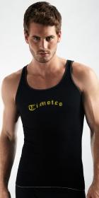 Timoteo Logo Tank Top