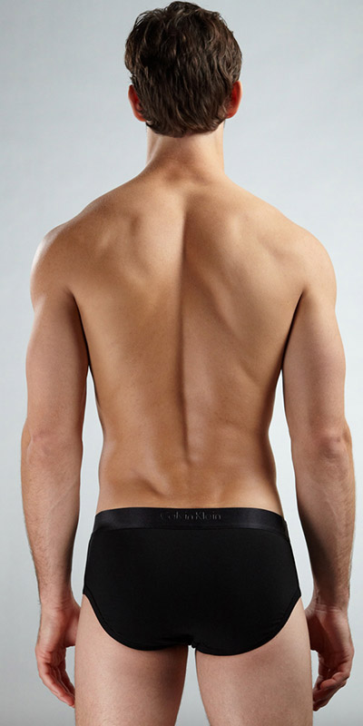 Calvin Klein Bold Cotton Low Rise Flex Brief