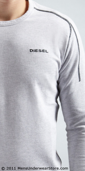 Diesel Willy Cotton Lounge Top