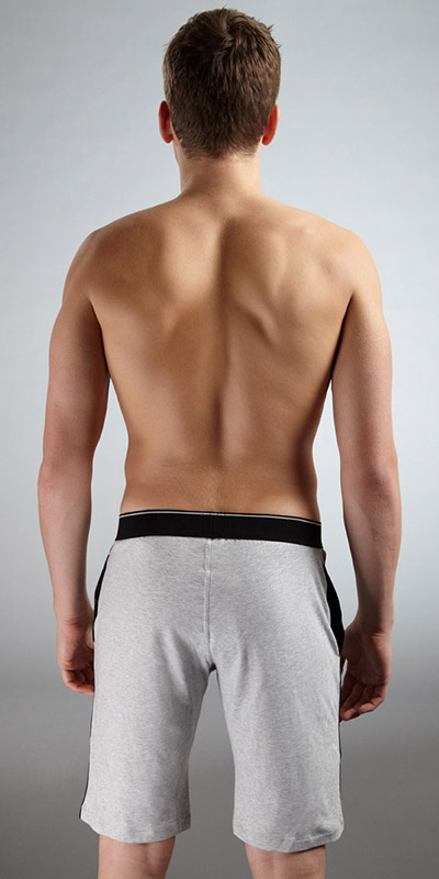 Diesel Hans Lightweight Jersey Shorts