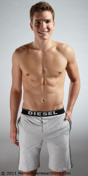 Diesel Hans Lightweight Jersey Shorts