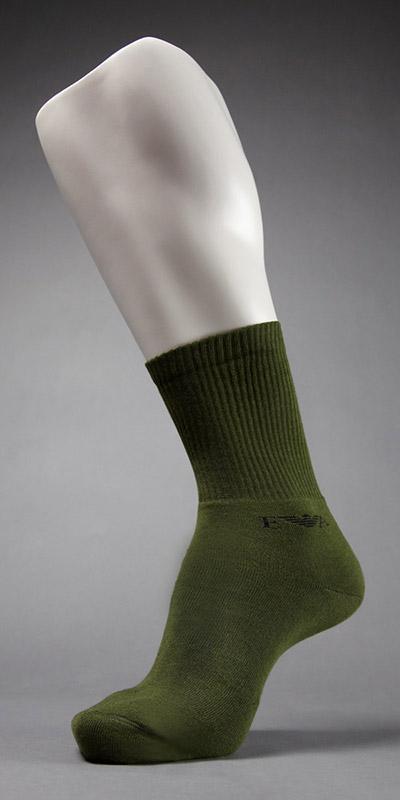 Emporio Armani Sponge Sock