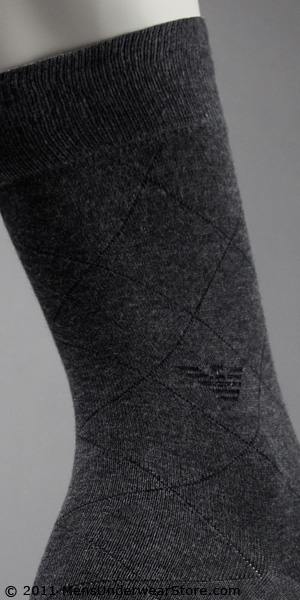 Emporio Armani Rumbles Short Sock