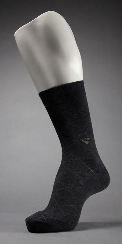 Emporio Armani Rumbles Short Sock