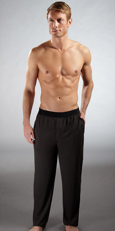 Emporio Armani Devore Cotton Lounge Pant