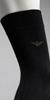 Emporio Armani Basic Rib Cotton Sock