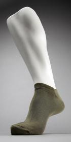 Emporio Armani In Shoe Basic Cotton Sock