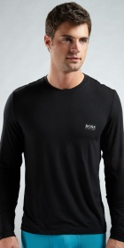 HUGO BOSS Modal Long Sleeve T-Shirt