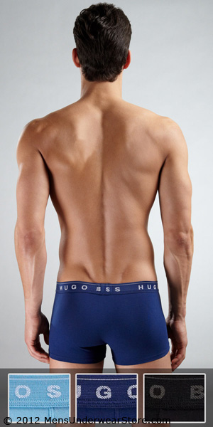 HUGO BOSS Stretch Trunk Multi-Color 3-Pack