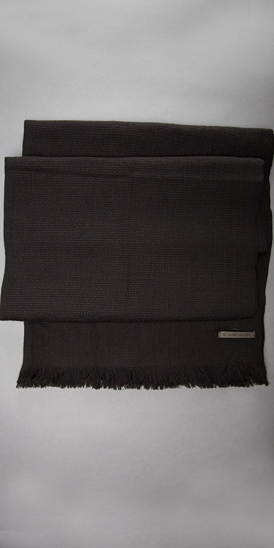 HUGO BOSS Soft Wool Blend Scarf