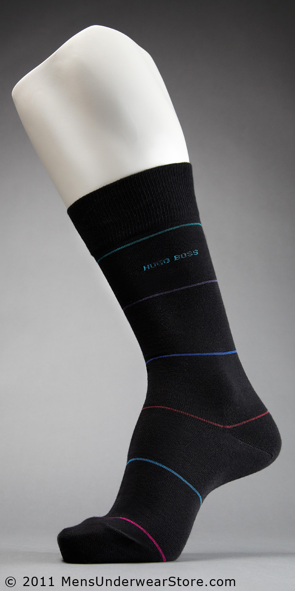HUGO BOSS Finest Soft Cotton Sock