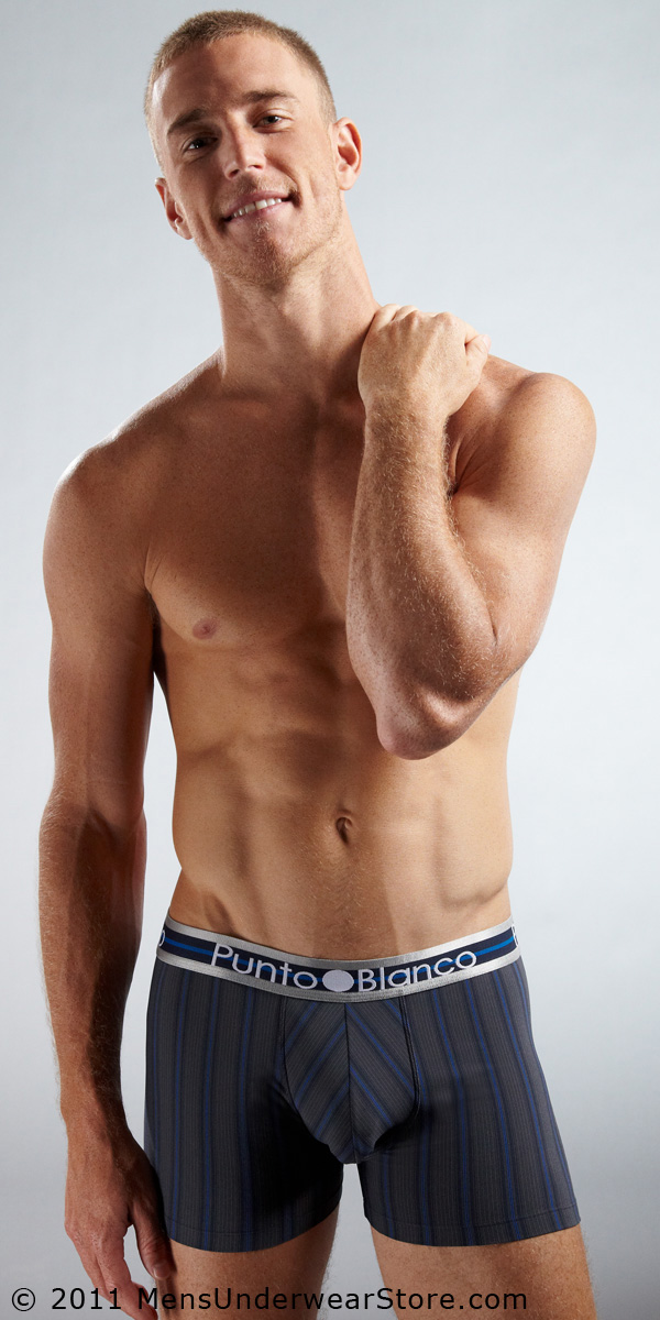 Punto Blanco Intrigue Boxer Brief