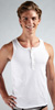 Timoteo Placket Tank Top