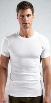 2XIST Pima Crew Neck T-Shirt