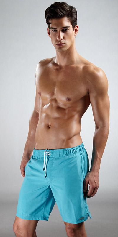 2XIST Woven Maui Swim Board Shorts