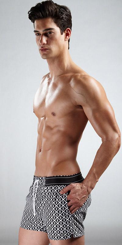 2XIST Woven Ibiza Swim Short