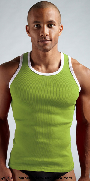 Whittall &amp; Shon Contrast Tank