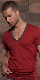 C-IN2 Hand Me Down V-Neck Shirt