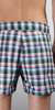 "C-IN2 Cocktail Plaid 14"" Board Shorts"