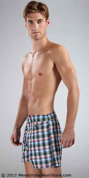 C-IN2 Cocktail Plaid 14&quot; Board Short