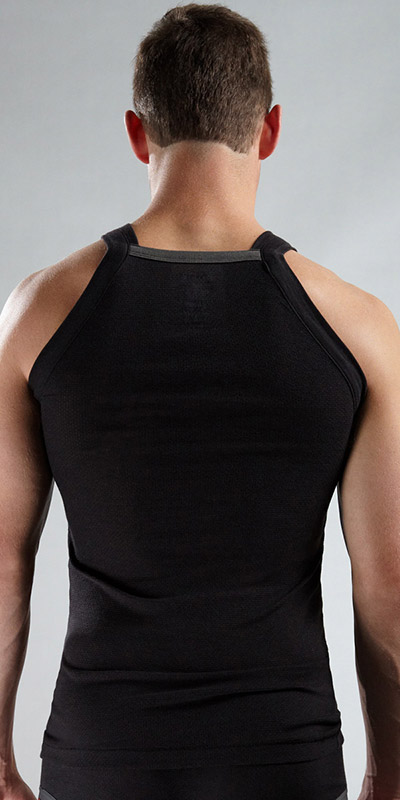 C-IN2 Zen Square-Cut Tank Top