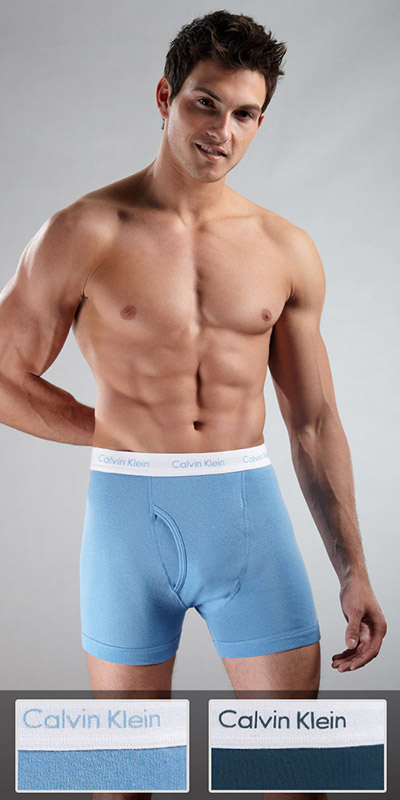 Calvin Klein 2-Pack Boxer Brief