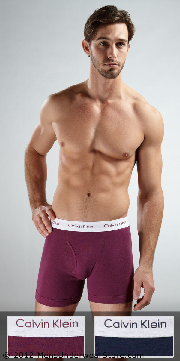 Calvin Klein Boxer Brief 2-Pack