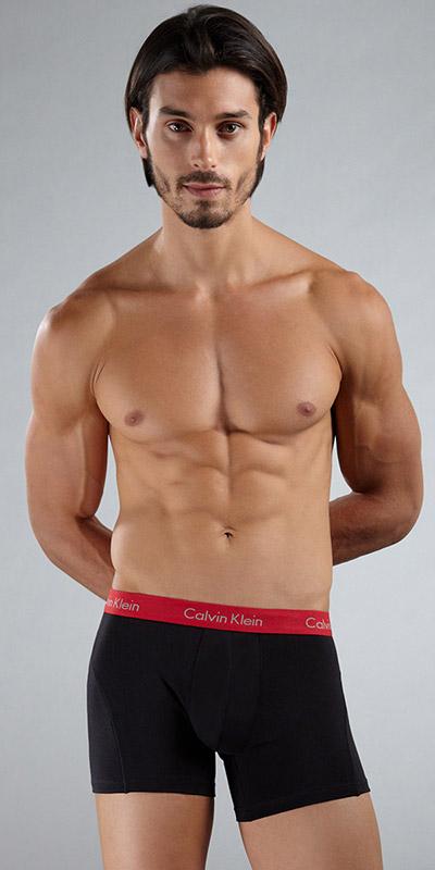 Calvin Klein Pro Stretch Boxer Briefs