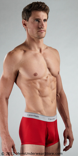 Calvin Klein Modern Classic Microfiber Trunk