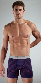 Calvin Klein Modern Classic Microfiber Boxer Brief