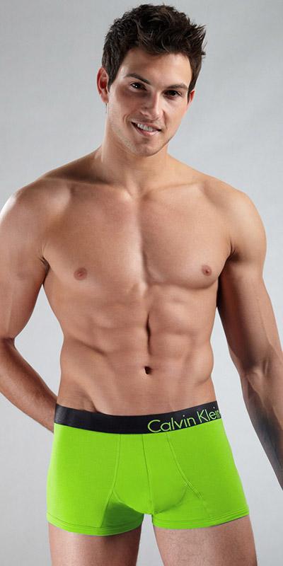 Calvin Klein Extra Bold Cotton Trunk