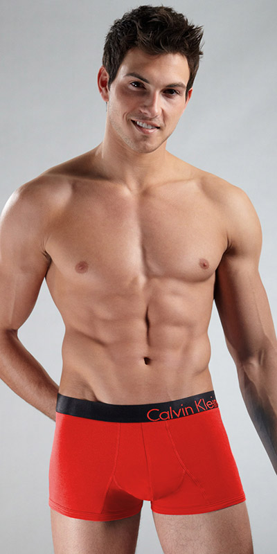 Calvin Klein Extra Bold Cotton Trunk