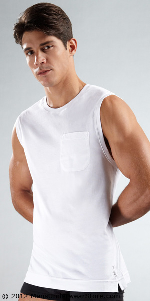Calvin Klein Bold Sleepwear Muscle Shirt