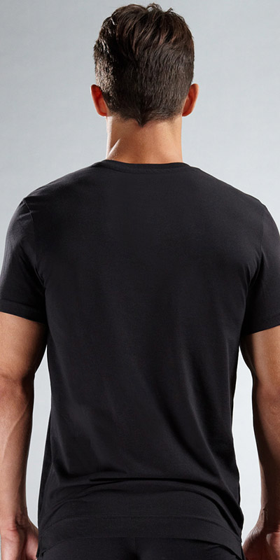 Calvin Klein Bold Sleepwear V-Neck Shirt
