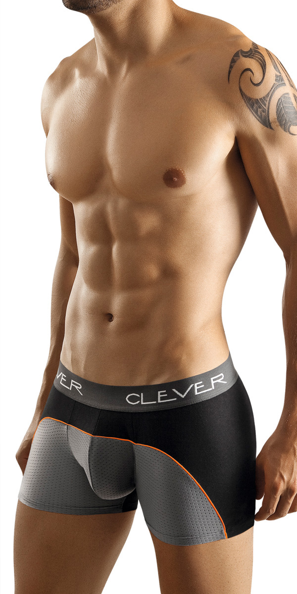 Clever Front Mesh Boxer