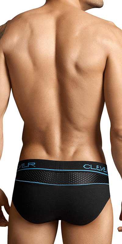 Clever Cotton-Mesh Brief