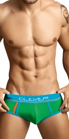 Clever Color Piping Brief