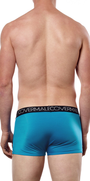 Cover Male Waisted Up Trunk