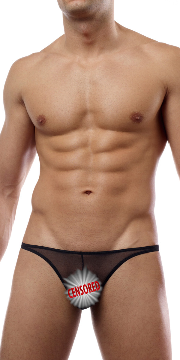 Cover Male Brazilian Bikini