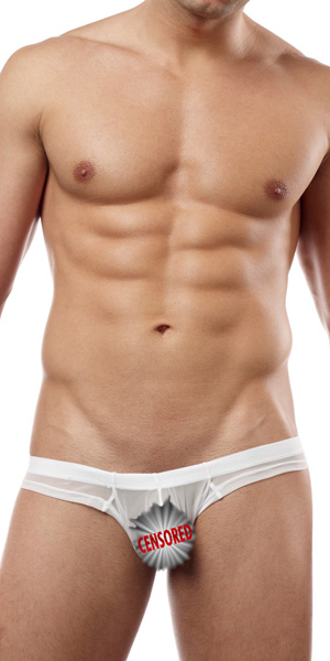 Cover Male Cheek Boxer Bikini