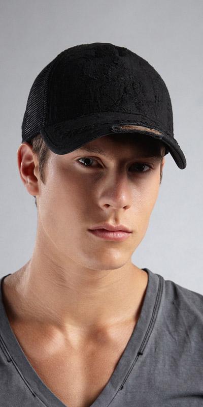 Diesel Chula Service Mesh Back Hat