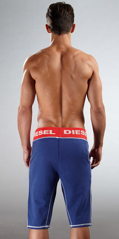 Diesel Daniel Cotton Shorts