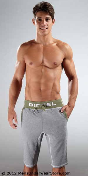 Diesel Daniel Cotton Shorts