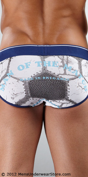 "Diesel ""Man of the Match"" Rico Brief"