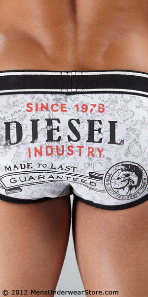 Diesel Stripes 'n Print Andre Brief