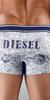 Diesel Stripes 'n Print Damien Boxer Trunk