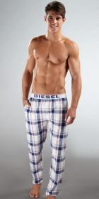 Diesel Plaid Derik Pajama Pants